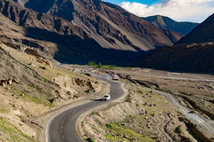 Ladakh, Ινδία Στοκ Φωτογραφία