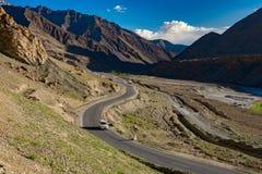 Ladakh, Ινδία Στοκ εικόνα με δικαίωμα ελεύθερης χρήσης