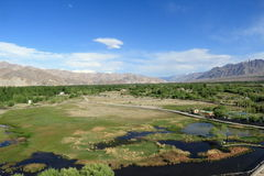 ladakh τοπίο Στοκ φωτογραφίες με δικαίωμα ελεύθερης χρήσης