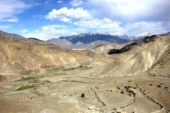 Ladakh Lizenzfreies Stockbild