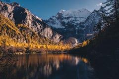 Ladakh-Bergblick inida lizenzfreie stockfotografie