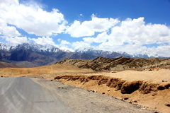 Ladakh Berge Lizenzfreies Stockbild