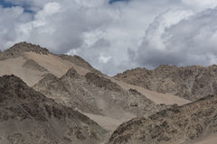 Ladakh berglandskap Royaltyfria Bilder