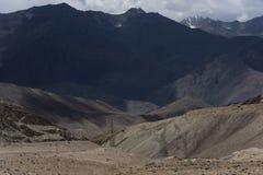 Ladakh berglandskap Royaltyfri Foto