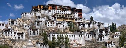 Ladakh del monasterio imagen de archivo