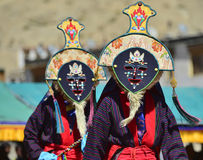 Ladakh Festival 2013 Royalty Free Stock Photos