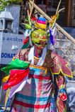 The Ladakh festival 2017 Royalty Free Stock Image