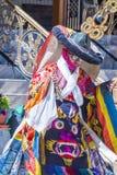The Ladakh festival 2017 Royalty Free Stock Photos
