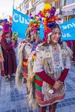 The Ladakh festival 2017 Stock Photography