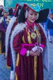 The Ladakh festival 2017 Stock Images