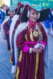 The Ladakh festival 2017 Royalty Free Stock Images