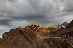 ladakh góra Zdjęcia Royalty Free