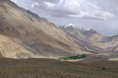 Ladakh, India. Landscape around Leh district in Ladakh, India Royalty Free Stock Photography