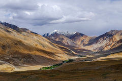 Ladakh, India. Landscape around Leh district in Ladakh, India Royalty Free Stock Photo