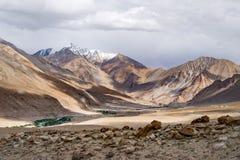 Ladakh, India. Landscape around Leh district in Ladakh, India Stock Images