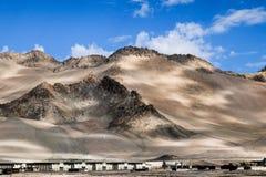 Ladakh, India. Landscape around Leh district in Ladakh, India Stock Image