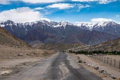 Ladakh, India Royalty Free Stock Photos