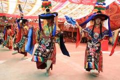 Ladakh, India 29 luglio 2012 - non identificata Immagine Stock