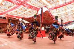 Ladakh, India 29 luglio 2012 - non identificata Fotografia Stock Libera da Diritti