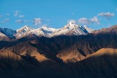 Ladakh, Indien Stockbilder