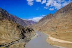 Ladakh, Indien Lizenzfreie Stockfotografie