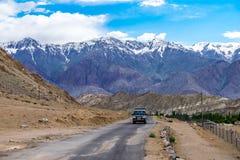 Ladakh Indien Royaltyfria Bilder