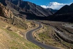 Ladakh Indien Royaltyfria Foton