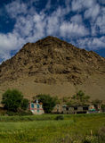 Ladakh-Landschaft Lizenzfreies Stockbild