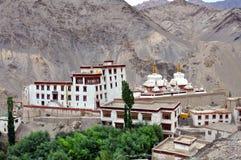 Ladakh (Little Tibet) - Lamayuru monastery Stock Photo