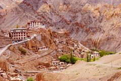Ladakh locality Stock Photography