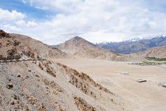 Ladakh mountain landscape Stock Images