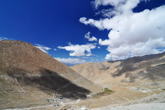Ladakh Panorama Stock Photo