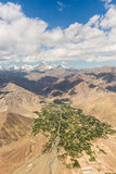 Ladakh valley Stock Photos