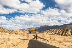 Ladakhporten Royaltyfria Foton