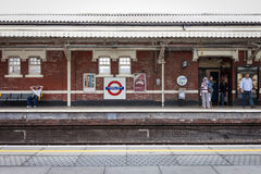 Ladbroke Grove Stock Photography