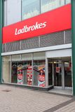 Ladbrokes gaming shop Stock Image