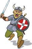 laddande viking Arkivbilder