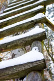 Ladder royalty-vrije stock foto's