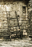 Ladder Royalty-vrije Stock Foto