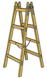 ladder stock illustratie