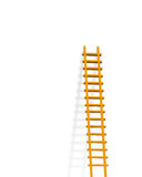 Ladder. Illustration of ladder on isolated background vector illustration