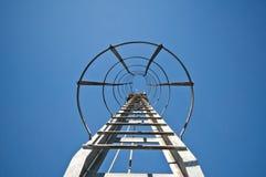 Ladder aan succes Royalty-vrije Stock Afbeeldingen
