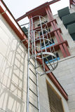 Ladder Access Royalty Free Stock Photo