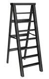 Ladder - 3D render Royalty Free Stock Photos