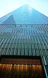 The Ladder. Eagle Tower NYC Manhattan Corporate Modern Design Royalty Free Stock Photography