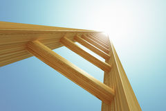 Ladder. Royalty Free Stock Photography