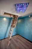 Ladder interior Stock Image