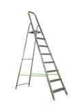 Ladder Isolated. On white background Royalty Free Stock Photo