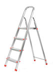 Ladder isolated on the white background. Ladder isolated on white background Royalty Free Stock Photography