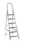 Ladder isolated Stock Photo